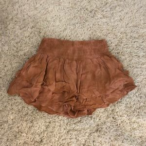 NEW WITH TAGS. NEVER WORN. SKORT. Super flattering